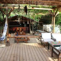 Отель Sultan Camp Патара бассейн