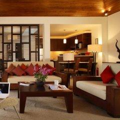 Отель IndoChine Resort & Villas 4* Вилла с разными типами кроватей фото 7