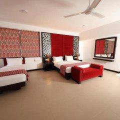 Отель Royal Beach Resort 3* Люкс с различными типами кроватей фото 4