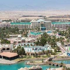 Отель Golden 5 Paradise Resort Египет, Хургада - отзывы, цены и фото номеров - забронировать отель Golden 5 Paradise Resort онлайн пляж фото 2