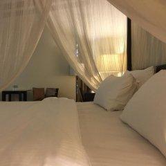 Отель Siloso Beach Resort, Sentosa 3* Вилла с различными типами кроватей фото 13