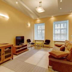 Апартаменты СТН Апартаменты с различными типами кроватей фото 37