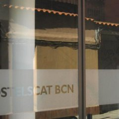 Отель Hostelscat сауна