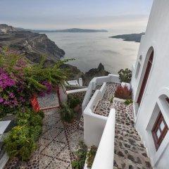 Отель Aigialos Niche Residences & Suites балкон
