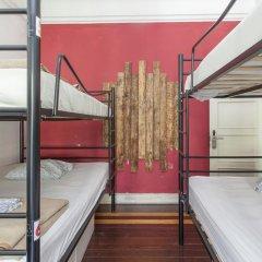 Urban Garden Hostel Кровать в общем номере с двухъярусной кроватью фото 5