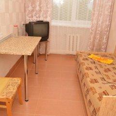 Гостиница Октябрьская Номер с общей ванной комнатой с различными типами кроватей (общая ванная комната) фото 17