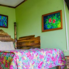 Отель Emerald View Resort Villa 3* Стандартный номер с различными типами кроватей фото 7