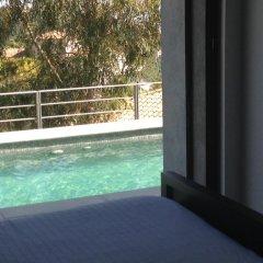 Отель Villa 5 étoiles Nice St Pancrace бассейн