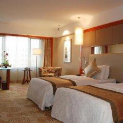 Prime Hotel Beijing Wangfujing 4* Номер Делюкс с 2 отдельными кроватями фото 3