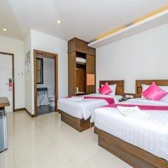 Отель The Three by APK 3* Улучшенный номер двуспальная кровать фото 8