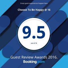 Отель Choose To Be Happy @ 16
