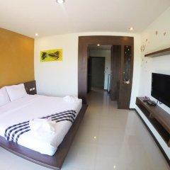 Отель Benjamas Place Номер Делюкс с различными типами кроватей фото 8