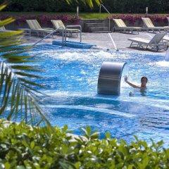 Отель Bristol Buja Италия, Абано-Терме - 2 отзыва об отеле, цены и фото номеров - забронировать отель Bristol Buja онлайн бассейн фото 3