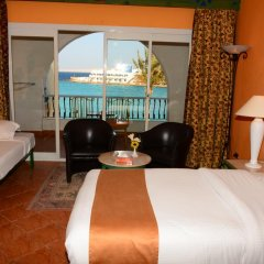 Отель Arabia Azur Resort 4* Стандартный номер с различными типами кроватей фото 14