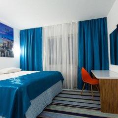 Мини-Отель Global Sky Стандартный номер с различными типами кроватей фото 24