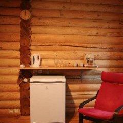 Гостиница Загородный комплекс отдыха Волжанка удобства в номере