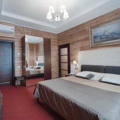 Гостиница Заречье комната для гостей фото 4