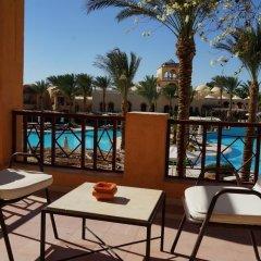 Отель Iberotel Makadi Beach 5* Улучшенный номер с различными типами кроватей фото 8