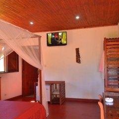 Отель Edena Kely 3* Бунгало с различными типами кроватей фото 7