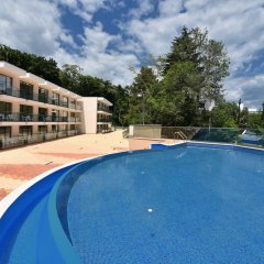 Hotel Grifid Foresta - All Inclusive Adults Only 16+ бассейн фото 2