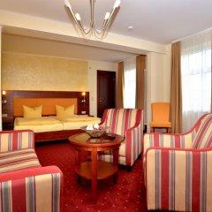 Hotel Arena City 3* Стандартный семейный номер с двуспальной кроватью фото 4