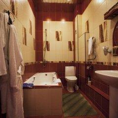 Мини-Отель Центральная Люкс разные типы кроватей фото 13