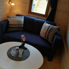 Отель Bø Camping og Hytter комната для гостей фото 2