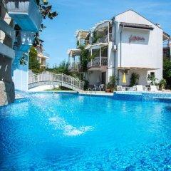 Отель The Poolhouse Болгария, Свети Влас - отзывы, цены и фото номеров - забронировать отель The Poolhouse онлайн бассейн фото 3