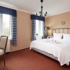 Hotel Amalka 3* Стандартный номер фото 7