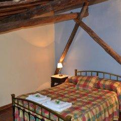 Отель El Escudo de Calatrava Номер Делюкс с различными типами кроватей