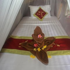Отель Balangan Sea View Bungalow 3* Бунгало с различными типами кроватей фото 7