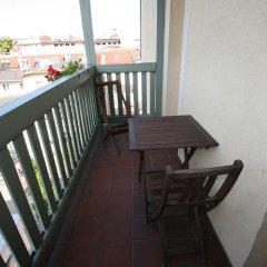 Отель Monte Verdi Apartamenty24 Сопот балкон