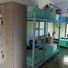 Hey beach hostel Кровать в общем номере фото 6
