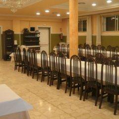 Отель Hostal Restaurante Las Ruedas питание