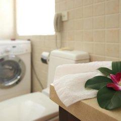 Апартаменты Portofino International Apartment Улучшенный номер с различными типами кроватей