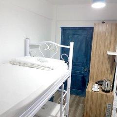 AlaDeniz Hotel 2* Кровать в общем номере с двухъярусной кроватью