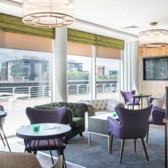 Отель Hilton Garden Inn Glasgow City Centre Великобритания, Глазго - отзывы, цены и фото номеров - забронировать отель Hilton Garden Inn Glasgow City Centre онлайн интерьер отеля фото 2