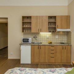 Отель Aparthotel Lublanka 3* Стандартный номер с 2 отдельными кроватями фото 11