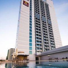 Отель Novotel Fujairah 3* Стандартный номер с различными типами кроватей фото 3