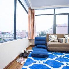 Отель Xiamen Fangao Xingkong Art Gallery Китай, Сямынь - отзывы, цены и фото номеров - забронировать отель Xiamen Fangao Xingkong Art Gallery онлайн комната для гостей фото 3