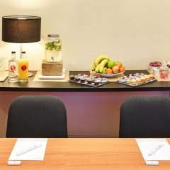 Отель Ramada Plaza Liege City Center в номере