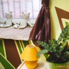 Art Hostel Contrast Кровать в мужском общем номере с двухъярусной кроватью фото 2