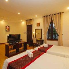 Отель Hoi An Garden Villas 3* Номер Делюкс с различными типами кроватей фото 3