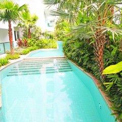 Отель Amazon Residence by Pattaya Sunny Rentals бассейн фото 3