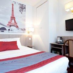 Hotel Saphir Grenelle 3* Стандартный номер с различными типами кроватей