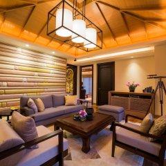 Отель Trisara Villas & Residences Phuket 5* Стандартный номер с различными типами кроватей фото 42