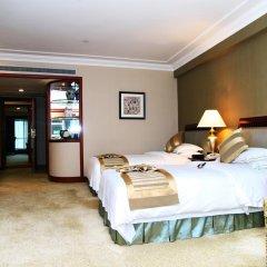 The Pavilion Hotel Shenzhen 4* Улучшенный номер с различными типами кроватей фото 4