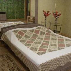Гостиница Апартотель Лондон-Париж Улучшенные апартаменты с различными типами кроватей фото 12