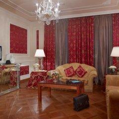 Baglioni Hotel Carlton 5* Люкс Делюкс с двуспальной кроватью фото 8