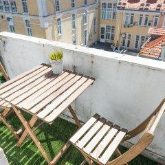 Отель Cosy Concept Rooms Marques de Pombal No Reception Кровать в общем номере
